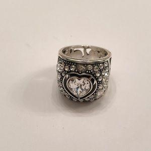 Brighton Heart Ring - Size 8